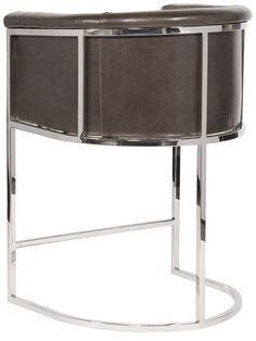 Vanguard Furniture - Our Products - V972C-BS Harrison Channel Back Bar Stool