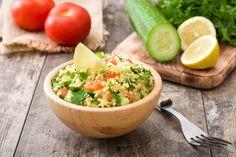 Schneller Couscous-Salat mit Minze