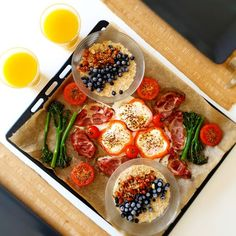 Aamupalapelti on näppärä tehdä Breakfast Snacks, Granola, Acai Bowl, Buffet, Good Food, Food And Drink, Koti, Baking Ideas, Lifestyle