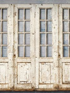 Old French Windows And Doors Pair Antique French Doors