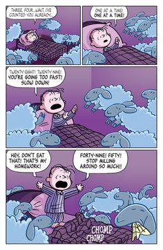 KaBOOM Peanuts Vol. 2 #20 - Ewe First 3