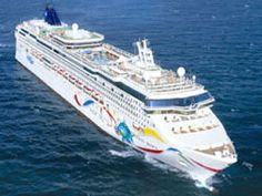 Norwegian Cruise Line Destination To: Western US  Departing from: Vancouver