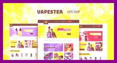 #accessories #bootstrap #community #e-cigarette #ecommerce #electronic cigarette #envato #fashion #free nulled theme #html5 #lifestyle #online shop #site templates #smoking #store #stylish #theme forest #vape #vape shop #vaping #woocommerce #wordpress free #wordpress templates #wordpress theme Click For Demo & DownloadVapers Community & Vape Store WordPress Theme V 1.1.0 Vaperster is a modern & stylish WordPress theme. It has clean & fresh design specially created for Vapers Community and...