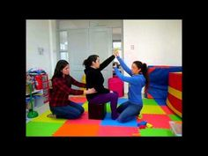 Cerebral Palsy Neuro-Rehabilitation: Bobath Concept Training Video - YouTube