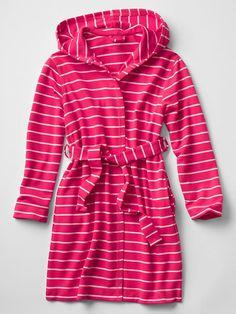 Stripe sleep robe | Gap