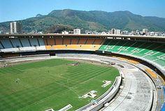 Estádio do Maracanã, Rio de Janeiro, Brazil (82,238)