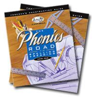The Phonics Road - Complete Curriculum for Spelling and Reading for Home Schooling and Individual  Instruction. - another option to consider for the youngers