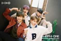 Wanna One's Kang Daniel, Ong Seong Wu, Bae Jin Young, and Lee Dae Hwi get goofy in new teaser image Bae, Nothing Without You, One Drop, Ong Seongwoo, Lee Daehwi, Kim Jaehwan, Ha Sungwoon, Album Releases, Produce 101
