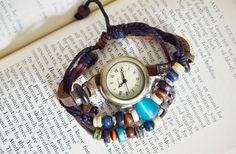 BOHO Vintage Quartz Watch Bracelet 33% off at Groopdealz