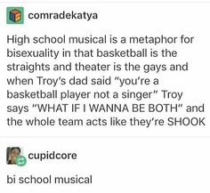 BI SCHOOL MUSICAL JESUS CHRIST I LOVE THIS