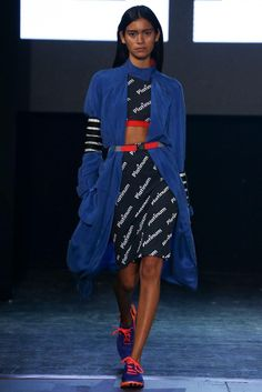 VFiles Spring 2015 Ready-to-Wear - Collection - Gallery - Look 1 - Style.com