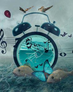 Time Will Tell by wdnest on DeviantArt   DIGITAL ART