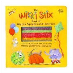 The Wikki Stix Book of Wiggles, Squiggles & Curlicues WikkiStix,http://www.amazon.com/dp/0974665207/ref=cm_sw_r_pi_dp_YsQ1sb1K47SEDXY7