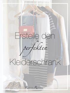 Capsule Wardrobe - Anleitung auf deutsch