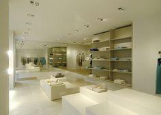 The Iris von Arnim Store in Munich ─ interior view.