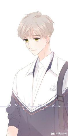 Cool Anime Guys, Handsome Anime Guys, Cute Anime Boy, Anime Art Girl, Chica Gato Neko Anime, Anime Neko, Manga Anime, Cute Anime Coupes, Romantic Manga