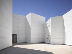 Nieto Sobejano Arquitectos  centro de creación contemporánea . córdoba