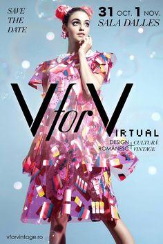 V for Virtual / V for Vintage Movies, Movie Posters, Vintage, Design, Films, Film Poster, Cinema, Movie, Film