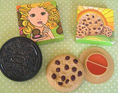 Cookie lipglosses