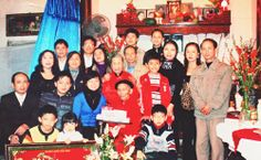 Family life values in Vietnam