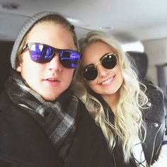 Hey im Carter! this is my girlfriend ! careful im protective of her *smiles*
