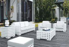 YG-6001 Rattan Sofa, Rattan Furniture, Outdoor Furniture Sets, Modern Furniture, Italian Sofa, Italian Furniture, Italian Table, Chinese Furniture, Outdoor Lounge
