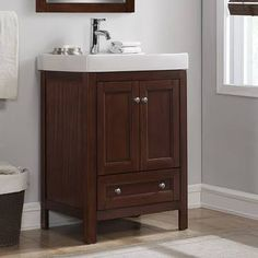 24 inch bathroom vanities - Google Search