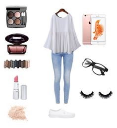 """First day of fall"" by scooter16 on Polyvore featuring interior, interiors, interior design, home, home decor, interior decorating, G-Star, Vans, Chanel and Urban Decay"