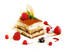 Tiramisu med rom - Drnne italienske godbiten vil imponere både deg selv og gjestene dine.
