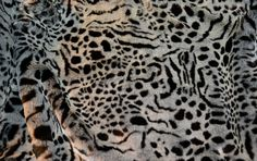 Leopard Faux Fur / Fake Fur Blanket Throw by CindyHeitkampDesigns, $159.00