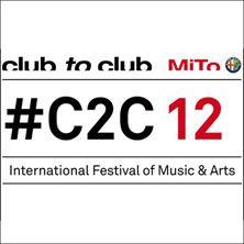 Club To Club Festival #C2C12 - #C2C12, la dodicesima edizione di Club To Club Alfa Romeo MiTo, tra i festival di musica e cultura elettronica più apprezzati e attesi a livello internazionale, presenterà esclusive nazionali e internazionali, eventi innovativi, label showcase, più di 50 m...