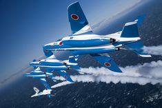 北海道新幹線開業日にブルーインパルスが祝賀飛行