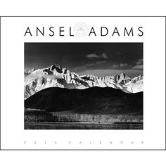 Ansel Adams Wall Calendar: The beloved annual bestseller contains superb reproductions of breathtaking Ansel Adams photographs.
