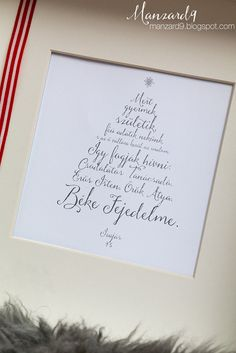 "Xmas - free printable - ""Mert gyermek születik..."" karácsonyi ige - printlehető I Manzard9 Life Is Beautiful, Frame, Advent, Projects, Christmas, Van, Printables, Decor, Picture Frame"