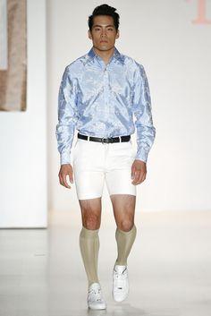 Malan Breton Fall '14  Model: James Liao