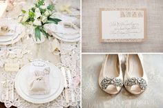 Lace + Doily Love     First Row: All I Want is a Wedding | Greer G Photography  Second Row: KT Merry Photography