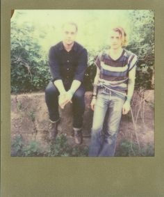 great SXSW 2012 Polaroids by our photographer Faith Silva, shot on Impossible Project Gold Edition film