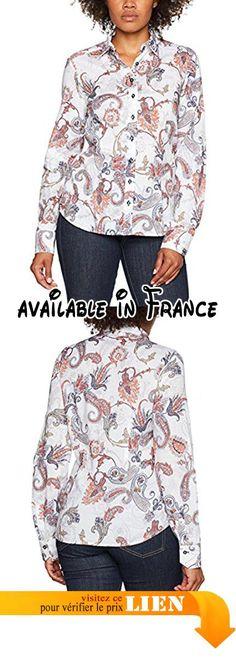 B07212L135 : ETERNA Chemisier á manches longues MODERN CLASSIC imprimé. Ajustement sophistiqué. Good Shirt Made in Europe. Tradition et innovation depuis 1863. Confortable à porter Autonivelante. respirant: oui