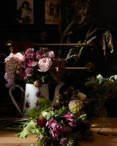 Unfussy Flower Arrangements - Martha Stewart Home & Garden