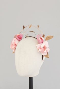 Products | Reny Kestel Millinery Floral Fascinators, Fascinator Hats, Spring Hats, Spring Racing, Races Fashion, Spring Hairstyles, Love Clothing, Floral Hair, Hair Ornaments