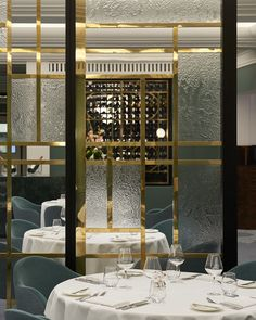 The Lansdowne Club (London, UK), Restaurant or Bar in a heritage building | Restaurant & Bar Design Awards