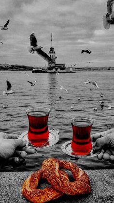 Tea Wallpaper, Cute Panda Wallpaper, Flower Phone Wallpaper, Sunset Wallpaper, Color Photography, Travel Photography, Turkey Photos, Istanbul Travel, Turkish Tea