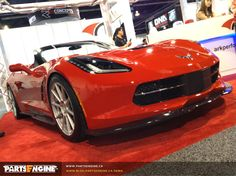 Chevrolet Corvette SEMA 2014