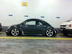 like this a lot Volkswagen New Beetle, Beetle Bug, Vw Beetles, Vw Beetle Convertible, Old School Cars, Car Wheels, Modified Cars, Audi, Porsche