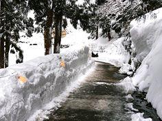 The magical winter wonderland of Shirakawa-Go Japan