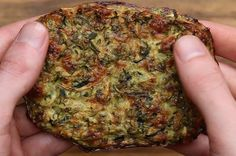 "Try These Zucchini ""Hash Browns"" For A Low-Carb Breakfast Side"