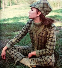 1966 Karen Black is wearing Mary Quant