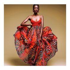 stylemeafrica (Style Me Africa) ~Latest African Fashion, African Prints, African fashion styles, African clothing, Nigerian style, Ghanaian fashion, African women dresses, African Bags, African shoes, Nigerian fashion, Ankara, Kitenge, Aso okè, Kenté, brocade. ~DKK
