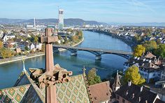 From the picture-perfect Petit France in Strasbourg and Cologne's impressive cathedral to the drama of its hilltop castles, the Rhine is a must-see for river cruisers and culture buffs alike Rhine River Cruise, Strasbourg, Basel, Marina Bay Sands, San Francisco Skyline, Cathedral, Europe, France, Building