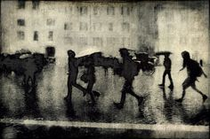 Roma by Irma Haselberger - Photo but, it almost looks like graphite.